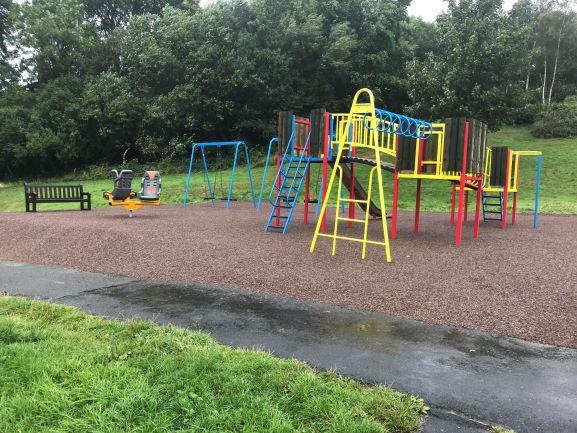 Braddan Playground Refurbishment